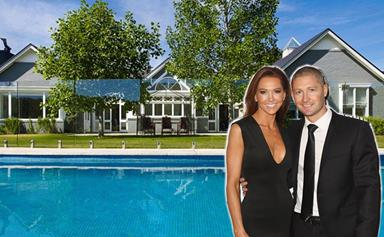 Michael and Kyly Clarke show off their $6.5m country home