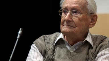 """The """"bookkeeper of Auschwitz"""" stands trial"""