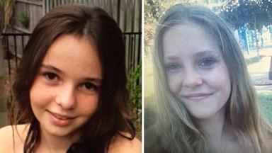Missing Queensland girls found