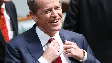 Four reasons you should care about Bill Shorten today