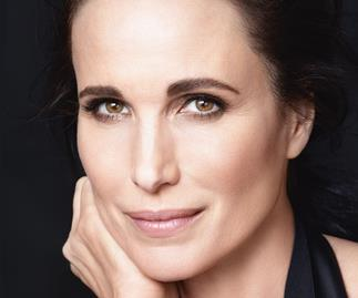 Andie Macdowell in L'Oreal Revitalift campaign