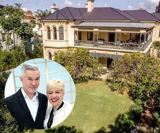 Inside Baz Luhrmann's $16 million Sydney mansion