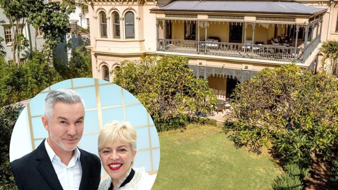 Inside Baz Luhrmann's $16 million Sydney mansion