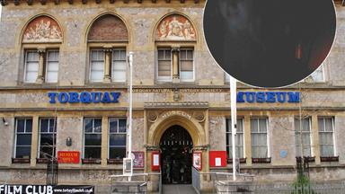 'Torquay Museum ghost' spotting terrifies museum staff