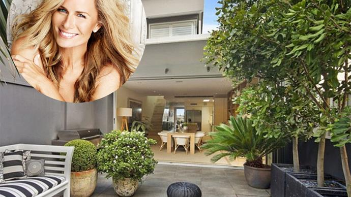 Inside Deborah Hutton's $4 million Tamarama hideout