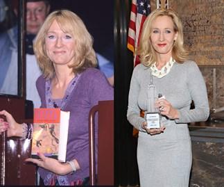 Happy 50th JK Rowling!