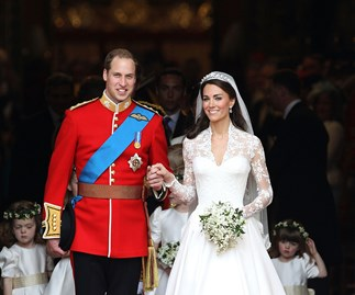 The best royal wedding dresses in history