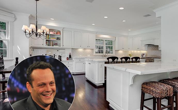 Inside Vince Vaughn's amazing $5.3 California country mansion