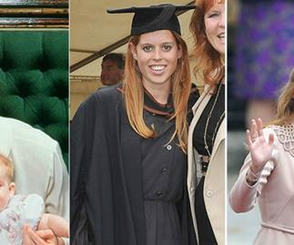 Prince Andrew shares throwback photo of Princess Beatrice