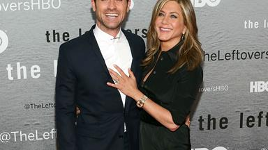 Jennifer Aniston is married!