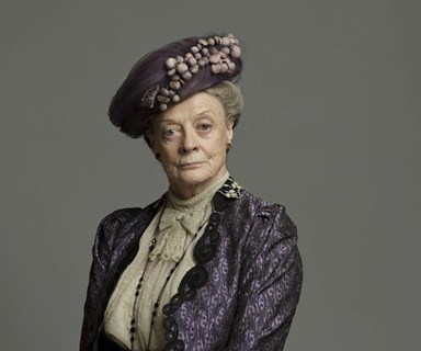 Dame Maggie Smith: 'I'm just surprised I got to the end""