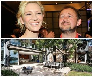 Cate Blanchett's Sydney house on sale