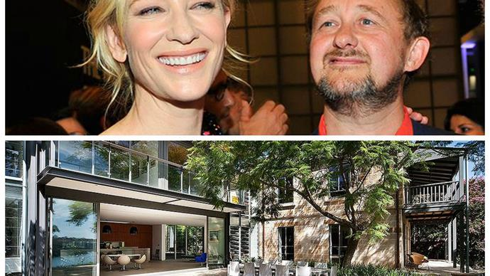 Cate Blanchett's Sydney house on sale