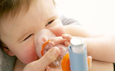 The truth about why doctors aren't diagnosing asthma in babies and toddlers