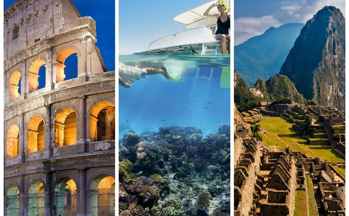 'Ultimate bucket list': Top 10 travel destinations in the world