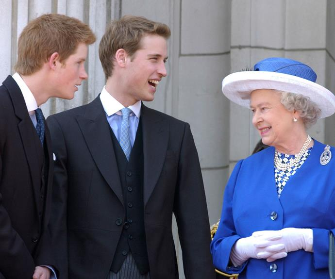 """""""From a personal point of view, I am privileged to witness the private side of The Queen, as a grandmother and great-grandmother. The Queen's kindness and sense of humour, her innate sense of calm and perspective, and her love of family and home are all attributes I experience first-hand."""