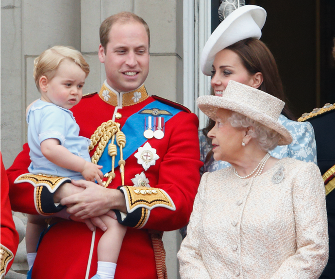 """""""Over the last ninety years, the world has changed more rapidly than at any time in history. When my grandmother The Queen was born in 1926, the wounds of the Great War were still healing, but few would imagine how soon they would be reopened,"""" writes Prince William."""