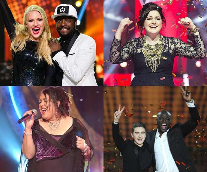 The Voice winners: Where are they now?