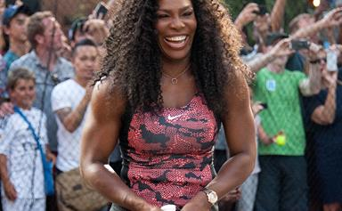 Serena Williams: 'I love how I look'