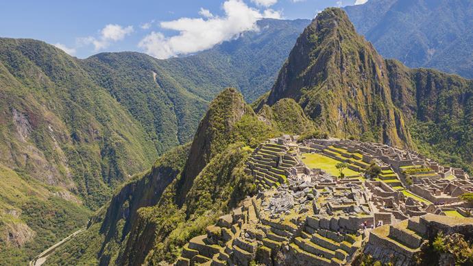 The magic of Machu Picchu