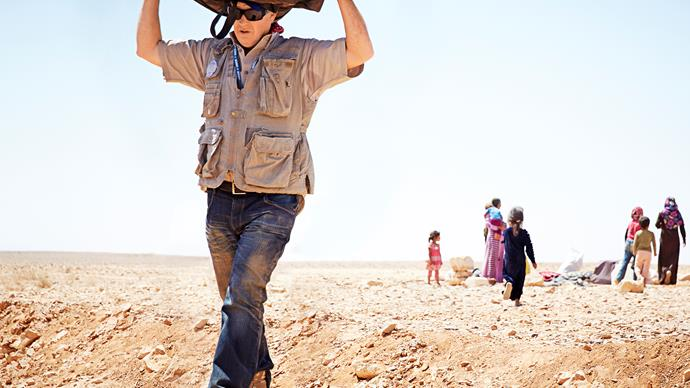 SYRIA CRISIS: The boy from Wagga saving the world