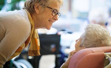 Tips for preparing parents for the transition into aged care
