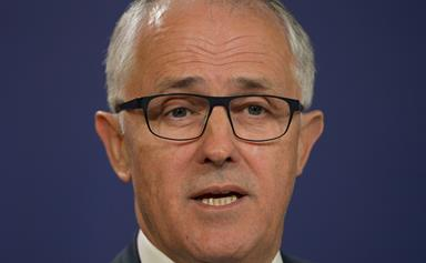 Malcolm Turnbull becomes prime minister