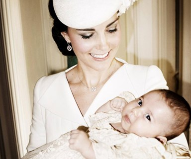 Princess Charlotte's adorable baby album
