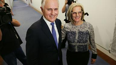 Lucy Turnbull: The power behind Malcolm