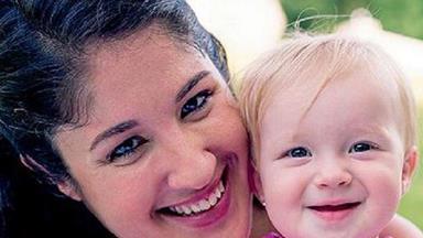 Newborn's cries wake mum from coma