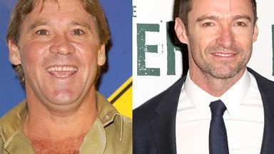 Hugh Jackman to play Steve Irwin