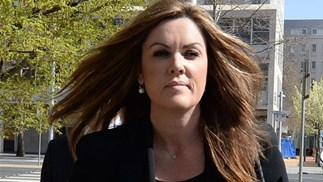 The truth about THAT Peta Credlin shoot