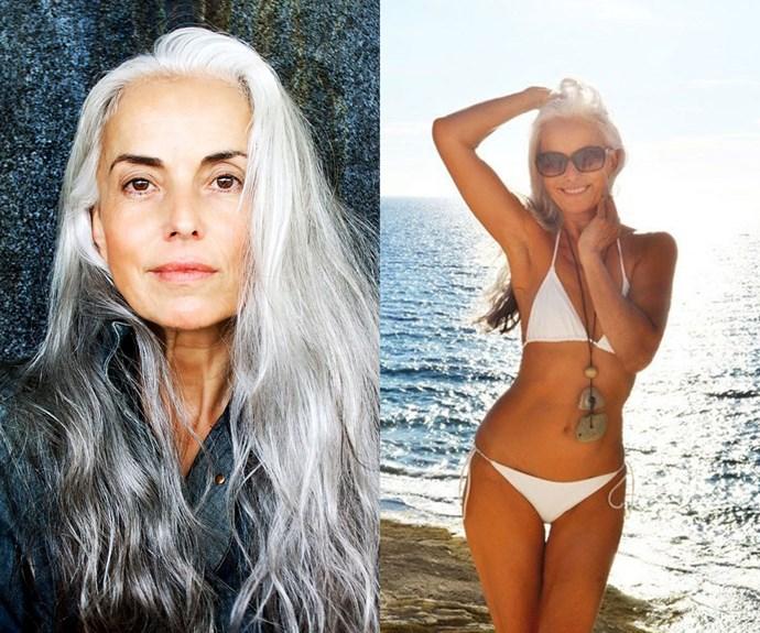 Gorgeous 63-year-old grandmother shows off incredible bikini body