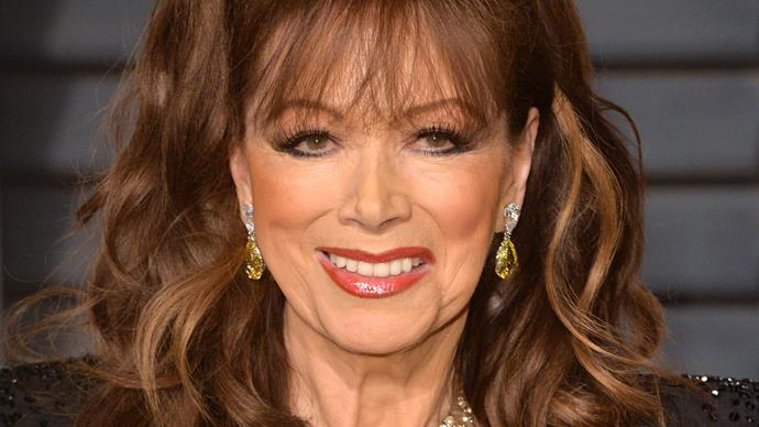 'I did it my way!' Jackie Collins dies aged 77
