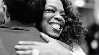 Caroline Overington: What it's like to interview Oprah Winfrey