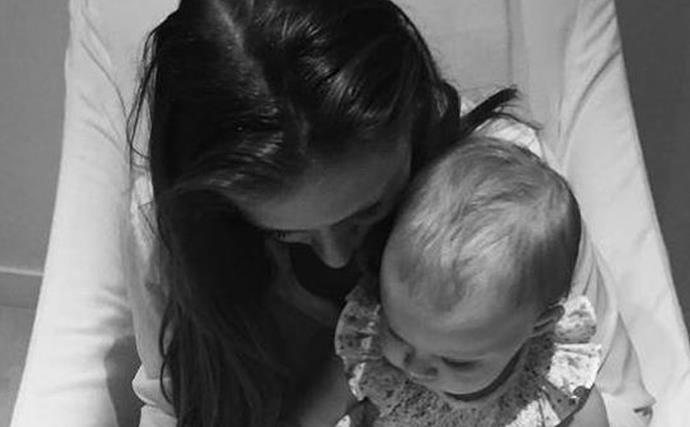 Chelsea Clinton shares heartwarming photo of daughter