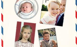 The best of royal stamps