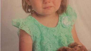 Missing toddler found alive