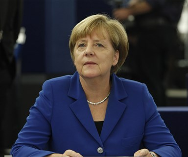 Angela Merkel favourite to win Nobel Peace Prize