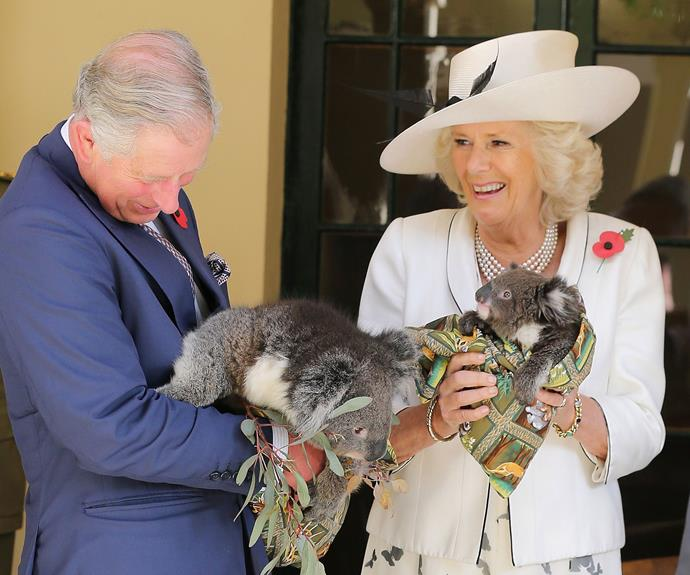Charles and Camilla coming to Australia