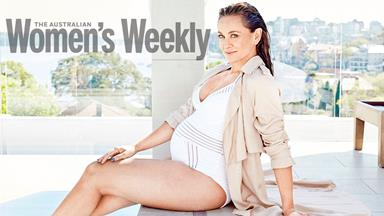 EXCLUSIVE: Michelle Bridges opens up about her pregnancy