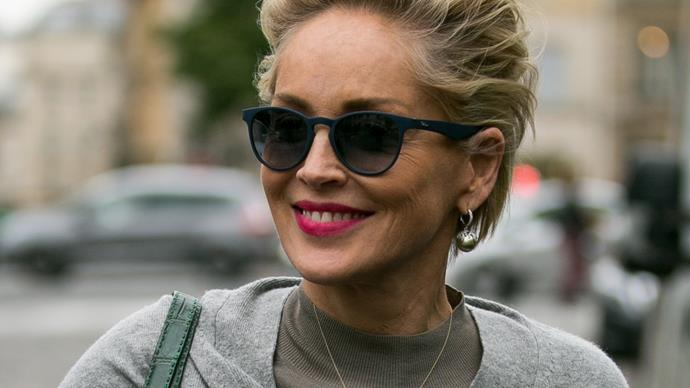 Sharon Stone opens up about having a stroke and losing custody of her son