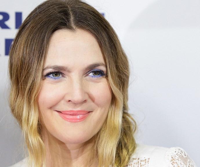 Drew Barrymore reveals she suffered postpartum depression