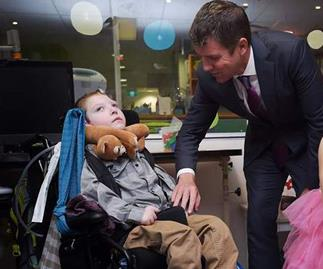 Kids suffering from epilepsy trial new cannabis-based drug