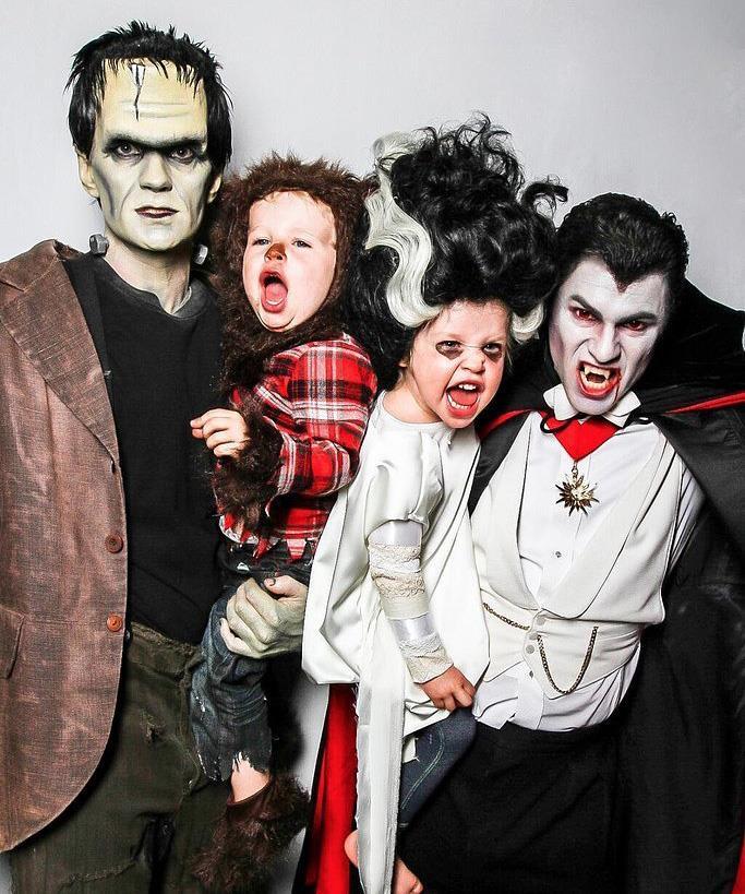 Craziest celebrity Halloween costumes