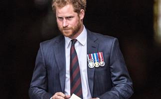 Prince Harry to present Rugby World Cup trophy at the grand final