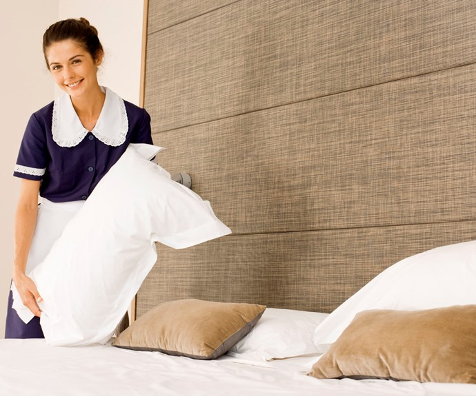 Confessions of celebrity housekeepers