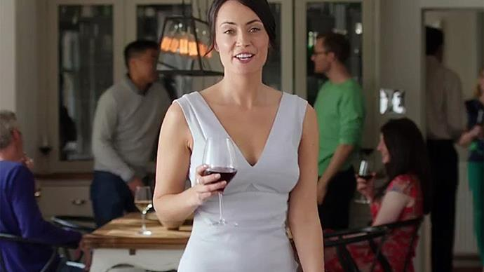 Australia's naughty wine commercial pulled from UK air