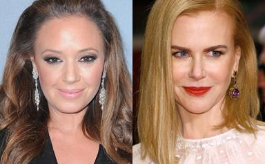 Ex-Scientologist Leah Remini calls Nicole Kidman her 'guardian angel'