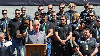 Prince Charles anxious about Australian tour
